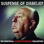 Alfred Hitchcock - Suspense of Disbelief (The Essential /Original Soundtrack, 2010)