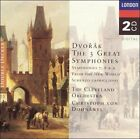 Antonin Dvorak - Dvorak: 3 Great Symphonies (1996)