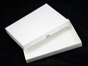 25-x-A5-Greeting-Card-Boxes-Gift-Boxes-White-Boxboard-Free-Delivery