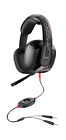 Plantronics Gamecom 377 Black/Red Headband Headsets