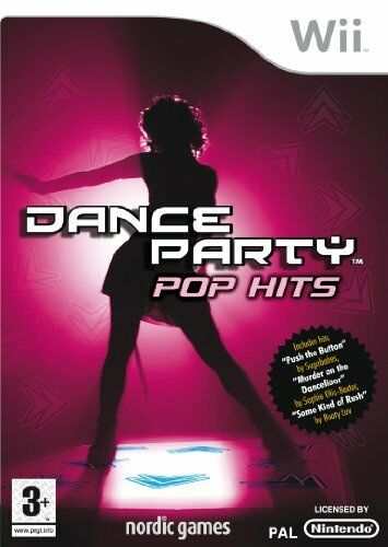 Dance Party Pop Hits (Nintendo Wii), Video Games