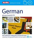 Berlitz: German Phrase Book & CD by Berlitz Publishing Company (Paperback, 2012)