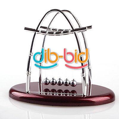 Cradle Balance Ball Physique Science bureau Newton Toy cadeau accessoire