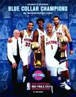 Blue Collar Champions : The Official NBA Finals 2004 Retrospective by John Hareas (2004, Hardcover)