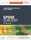 Operative Techniques: Spine Surgery by Alexander R. Vaccaro, Eli M. Baron (Mixed media product, 2012)