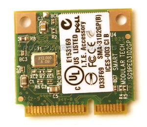 NEW-Dell-Fast-Boot-ON-FLASH-Module-Latitude-E6410-E6510-Precision-M4500-FW67Y