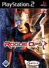 Rogue Ops (Sony PlayStation 2, 2004, DVD-Box)
