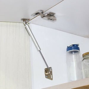 Pneumatic cupboard stays