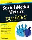 Social Media Metrics For Dummies by Chuck Hemann, Heather Solos, Leslie Poston, Michelle Lamar, Shelly Kramer (Paperback, 2012)