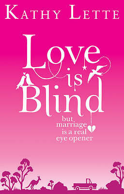 """AS NEW"" Love Is Blind (Quick Reads), Lette, Kathy, Book"