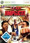 TNA iMPACT (Microsoft Xbox 360, 2008, DVD-Box)