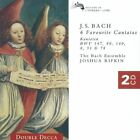 Johann Sebastian Bach - Bach: Cantatas Nos. 147, 80, 140, 8, 51 & 78 (1997)