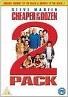 Cheaper By The Dozen / Cheaper By The Dozen 2 (DVD, 2013)