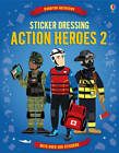 Sticker Dressing Action Heroes 2 by Lisa Jane Gillespie (Paperback, 2013)