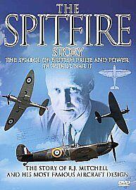 The Spitfire Story (DVD, 2007)