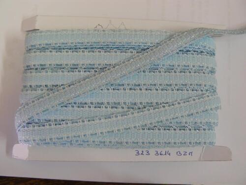 10 Métres Galon ruban dentelle du puy élasthane  de 1.5cm  //9 couleurs