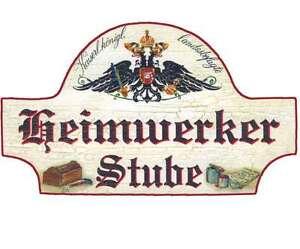 Heimwerker-Stube-Tuerschild