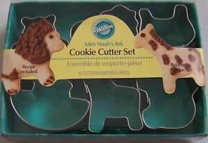 Wilton-Mini-Cookie-Cutter-Set-of-6-Various