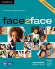 face2face Intermediate Student's Book with DVD-ROM by Chris Redston, Gillie Cunningham (Mixed media product, 2013)