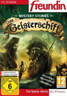 Mystery Stories: Das Geisterschiff (PC, 2011, DVD-Box)
