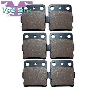Brake-pads-Front-amp-Rear-Honda-TRX-400-EX-2001-2008-2002-2003-2004-2005-2006-2007