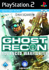 Tom Clancy's Ghost Recon: Advanced Warfighter (Sony PlayStation 2, 2006, DVD-Box)