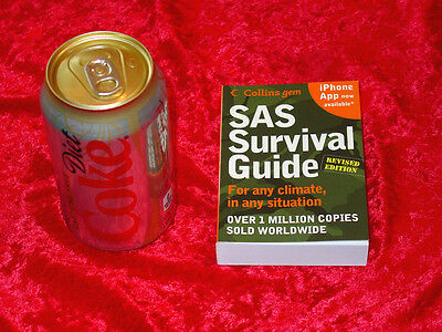 SAS Survival Guide-For any climate, in any situation-Pocket Size-A MUST HAVE!