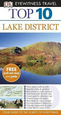 Smith, Helena, DK Eyewitness Top 10 Travel Guide: Lake District, Very Good Book