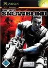 Project: Snowblind (Microsoft Xbox, 2005, DVD-Box)