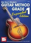 Modern Guitar Method Grade 1 Expanded Edition Spiral Bound Book, CD DVD Set by William Bay Mel Bay