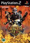 Firefighter F.D. 18 (Sony PlayStation 2, 2004, DVD-Box)