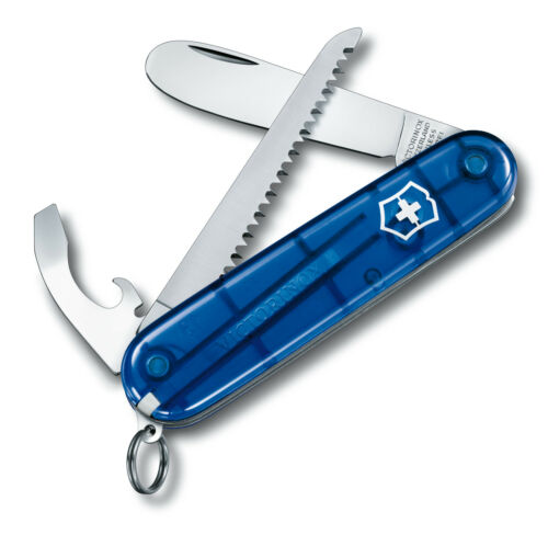 VICTORINOX COUTEAU SUISSE MON PREMIER MY FIRST 10 OUTILS 0.2373.T//0.2373.T2