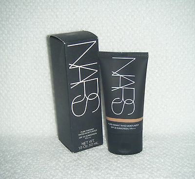 Nars Pure Radiant Tinted Moisturizer SPF 30 / PA+++~Choose Shade~1.9 oz~BNIB