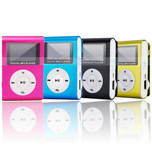 New-4GB-Clip-MP3-Player-With-Small-LCD-display-Screen-Built-in-USB2-0