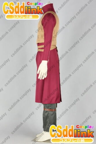 Naruto Shippuuden Gaara Cosplay costume1 any sizes csddlink