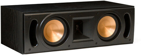 "Klipsch RC-62 II 6.5"" Reference Center Channel Speaker in Black New, Sealed"