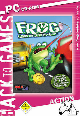 F.R.O.G. - Frantic Rush Of Green (PC, 2005)