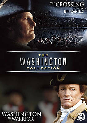 Washington: The Warrior/The Crossing (DVD, 2012, 2-Disc Set)