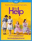 The Help (Blu-ray/DVD, 2011, 2-Disc Set)