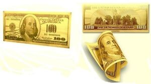 USA-100-DOLLAR-GOLD-BILL-NOTE-gold-999-pure-24-karats-in-Frame-NICE-GIFT-SET