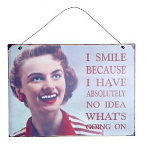 24-Funny-RETRO-METAL-WALL-SIGN-PLAQUES-Vintage-Style