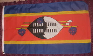Swaziland-Flag-African-Zulu-Mbabane-Lobamba-Kingdom-Mswati-III-Ngwane-Swatini-bn