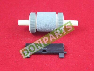 Paper Jam Repair Roller Kit for HP LaserJet 1160 1320 2pcs Pickup Separation Pad