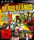 Borderlands -- Game of the Year Edition (Sony PlayStation 3, 2010)