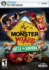 Monster Madness: Battle For Suburbia (PC, 2007, DVD-Box)