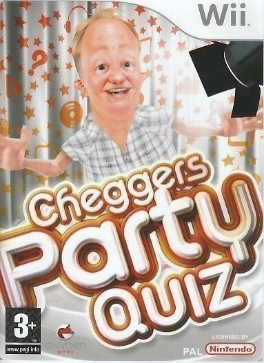 Cheggers' Party Quiz (Wii), Video Games