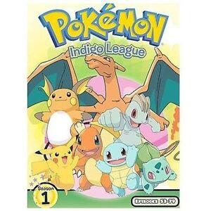 pokemon season 1 box set part 3 dvd 2008 3 disc set ebay