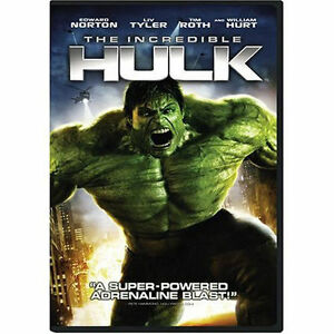 Details About Incredible Hulk Full Screen Edition Dvd