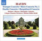 Franz Joseph Haydn - Haydn: Trumpet Concerto; Horn Concerto No. 1; Double Concerto; Harpsichord Concerto (2008)