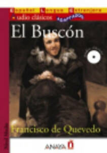 Audio clasicos adaptados el buscon cd by anaya mario muchnik new el buscon spanish edition by francisco de quevedo stock photo fandeluxe Images
